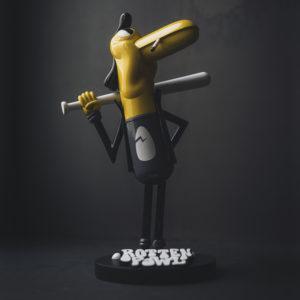 Caesar - by Juan Diaz Faes - Art Toy